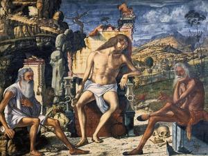 The Meditation on the Passion, C1510 by Vittore Carpaccio