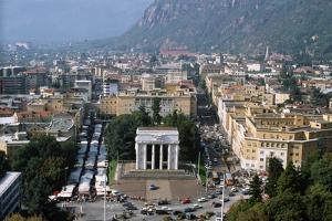 Bolzano City Center by Vittoriano Rastelli