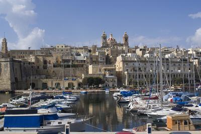 Vittoriosa, Malta-Natalie Tepper-Framed Photo