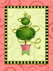 Holiday Tree 1 by Viv Eisner