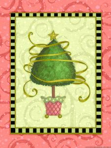 Holiday Tree 3 by Viv Eisner