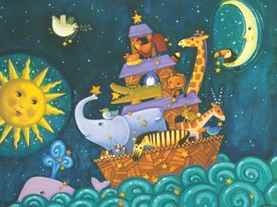 The Ark, the Sun and the Moon by Viv Eisner