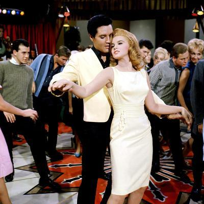 Viva Las Vegas, Elvis Presley, Ann-Margret, 1964--Photo