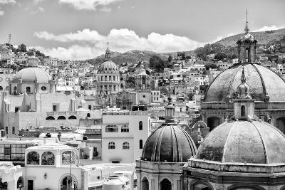 ?Viva Mexico! B&W Collection - Guanajuato II-Philippe Hugonnard-Photographic Print