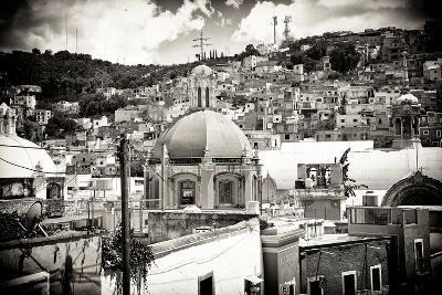 ?Viva Mexico! B&W Collection - Guanajuato III-Philippe Hugonnard-Photographic Print