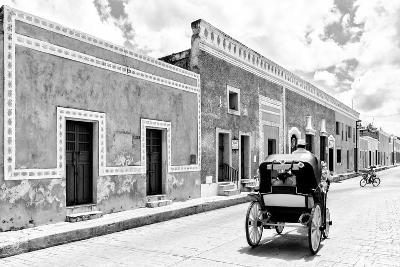 ?Viva Mexico! B&W Collection - Izamal the Yellow City II-Philippe Hugonnard-Photographic Print