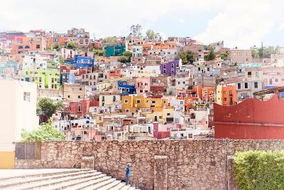 ?Viva Mexico! Collection - Architecture Guanajuato II-Philippe Hugonnard-Photographic Print