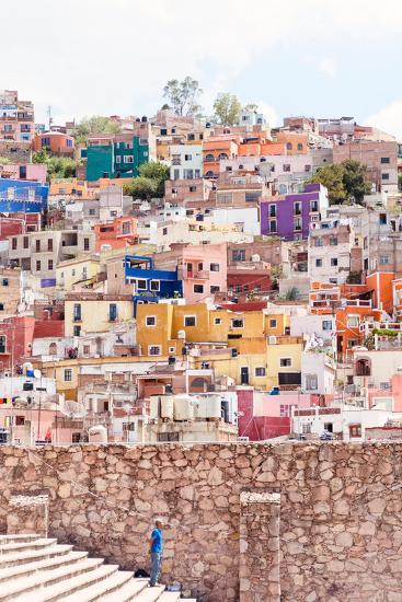 ¡Viva Mexico! Collection - Architecture Guanajuato IV-Philippe Hugonnard-Photographic Print