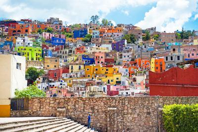 ?Viva Mexico! Collection - Architecture Guanajuato-Philippe Hugonnard-Photographic Print