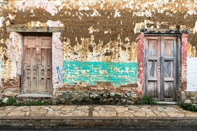 ?Viva Mexico! Collection - Double Doors-Philippe Hugonnard-Photographic Print