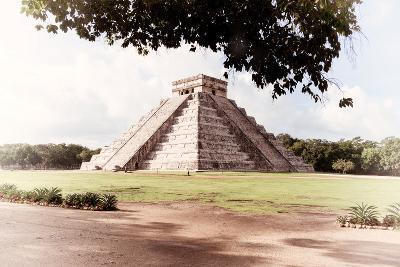 ?Viva Mexico! Collection - El Castillo Pyramid in Chichen Itza VII-Philippe Hugonnard-Photographic Print