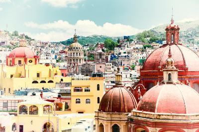 ?Viva Mexico! Collection - Guanajuato Architecture II-Philippe Hugonnard-Photographic Print