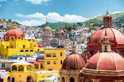 ?Viva Mexico! Collection - Guanajuato Architecture-Philippe Hugonnard-Photographic Print