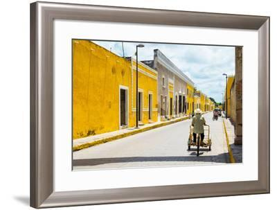 ¡Viva Mexico! Collection - Izamal the Yellow City IX-Philippe Hugonnard-Framed Photographic Print