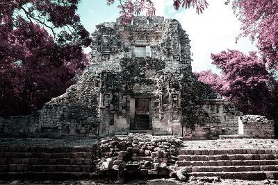 ?Viva Mexico! Collection - Mayan Ruins - Campeche II-Philippe Hugonnard-Photographic Print
