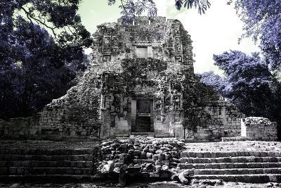 ?Viva Mexico! Collection - Mayan Ruins - Campeche III-Philippe Hugonnard-Photographic Print