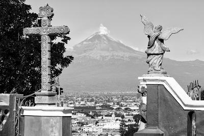 ?Viva Mexico! Collection - Popocatepetl Volcano in Puebla V-Philippe Hugonnard-Photographic Print
