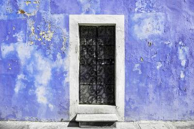 ?Viva Mexico! Collection - Purple Wall of Silence-Philippe Hugonnard-Photographic Print