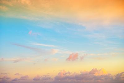 ¡Viva Mexico! Collection - Sky at Sunset II-Philippe Hugonnard-Photographic Print
