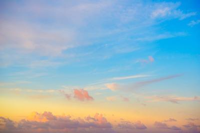 ?Viva Mexico! Collection - Sky at Sunset-Philippe Hugonnard-Photographic Print
