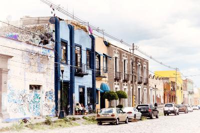 ?Viva Mexico! Collection - Street Scene II-Philippe Hugonnard-Photographic Print