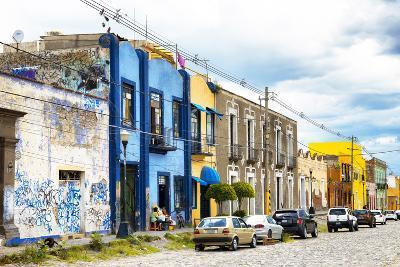 ?Viva Mexico! Collection - Street Scene-Philippe Hugonnard-Photographic Print