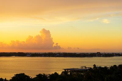 ?Viva Mexico! Collection - Sunset over Cancun-Philippe Hugonnard-Photographic Print