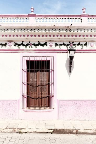 ¡Viva Mexico! Collection - The Pink Window II-Philippe Hugonnard-Photographic Print