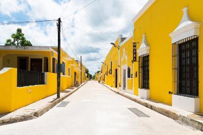 ?Viva Mexico! Collection - The Yellow City I - Izamal-Philippe Hugonnard-Photographic Print