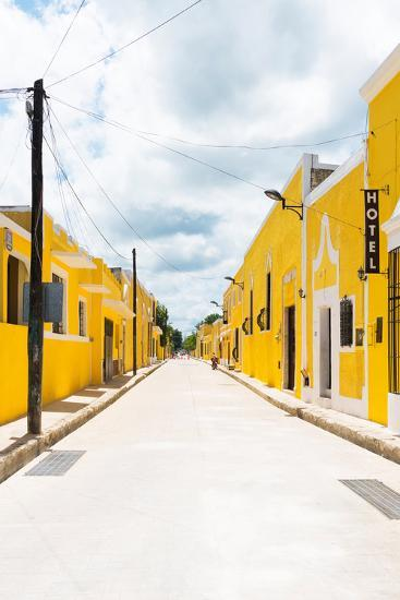 ?Viva Mexico! Collection - The Yellow City II - Izamal-Philippe Hugonnard-Photographic Print