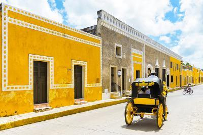 ¡Viva Mexico! Collection - The Yellow City VII - Izamal-Philippe Hugonnard-Photographic Print