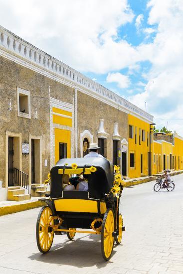 ¡Viva Mexico! Collection - The Yellow City VIII - Izamal-Philippe Hugonnard-Photographic Print