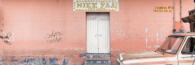 "¡Viva Mexico! Panoramic Collection - ""5 de febrero"" Coral Wall-Philippe Hugonnard-Photographic Print"