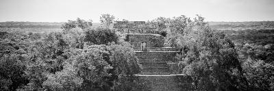 ¡Viva Mexico! Panoramic Collection - Ancient Maya City within the Jungle - Calakmul-Philippe Hugonnard-Photographic Print