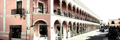 ¡Viva Mexico! Panoramic Collection - Campeche Architecture II-Philippe Hugonnard-Photographic Print