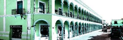 ¡Viva Mexico! Panoramic Collection - Campeche Architecture III-Philippe Hugonnard-Photographic Print