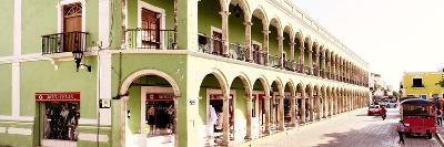 ¡Viva Mexico! Panoramic Collection - Campeche Architecture V-Philippe Hugonnard-Photographic Print