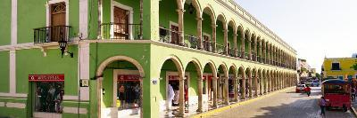 ¡Viva Mexico! Panoramic Collection - Campeche Architecture-Philippe Hugonnard-Photographic Print