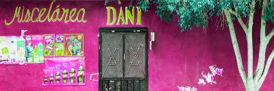 ¡Viva Mexico! Panoramic Collection - Deep Pink Dani Supermarket-Philippe Hugonnard-Photographic Print