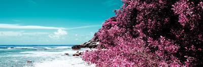 ¡Viva Mexico! Panoramic Collection - Isla Mujeres Coastline II-Philippe Hugonnard-Photographic Print