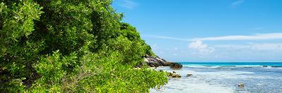 ¡Viva Mexico! Panoramic Collection - Isla Mujeres Coastline-Philippe Hugonnard-Photographic Print