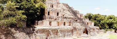 ¡Viva Mexico! Panoramic Collection - Maya Archaeological Site - Campeche VIII-Philippe Hugonnard-Photographic Print