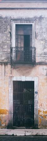 ¡Viva Mexico! Panoramic Collection - Old Mexican Facade III-Philippe Hugonnard-Photographic Print