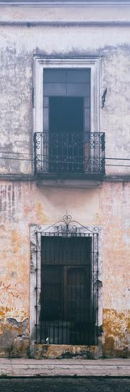 ¡Viva Mexico! Panoramic Collection - Old Mexican Facade IV-Philippe Hugonnard-Photographic Print