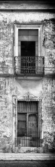 ¡Viva Mexico! Panoramic Collection - Old Mexican Facade VI-Philippe Hugonnard-Photographic Print