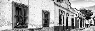 ¡Viva Mexico! Panoramic Collection - Street Scene San Cristobal de Las Casas I-Philippe Hugonnard-Photographic Print