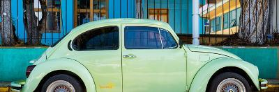 """¡Viva Mexico! Panoramic Collection - """"Summer"""" VW Beetle Car-Philippe Hugonnard-Photographic Print"""