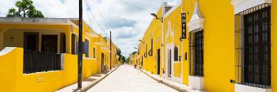 ¡Viva Mexico! Panoramic Collection - The Yellow City - Izamal II-Philippe Hugonnard-Photographic Print