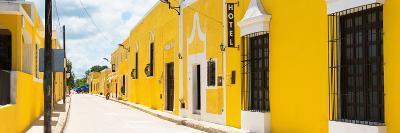 ¡Viva Mexico! Panoramic Collection - The Yellow City - Izamal-Philippe Hugonnard-Photographic Print