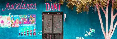 ¡Viva Mexico! Panoramic Collection - Turquoise Dani Supermarket-Philippe Hugonnard-Photographic Print